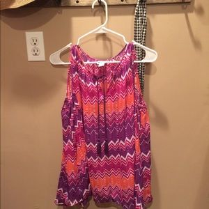 Sheer Tank Women's Size M